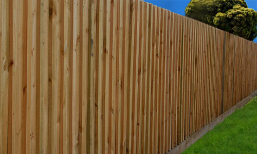 All your timber fencing and landscaping needs